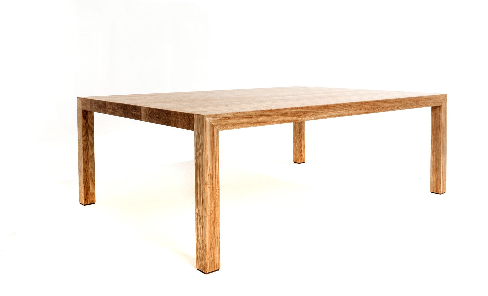 Eiken-salontafel