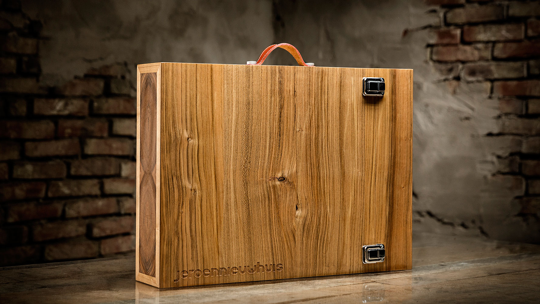 Koffer-van-hout