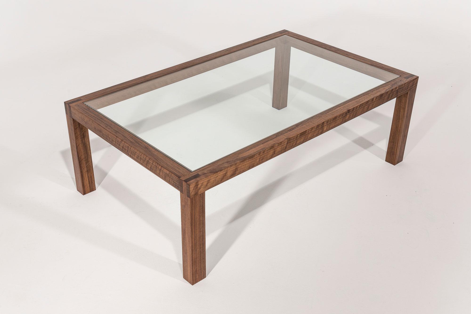 over dit project salontafel van notenhout deze salontafel van ...