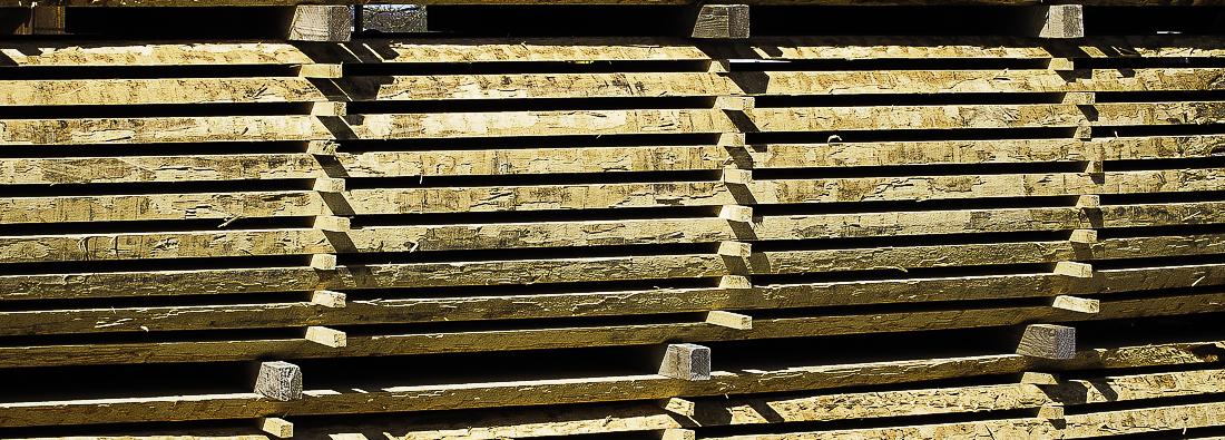 Werking van hout