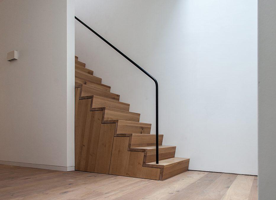 Eiken trappaneel