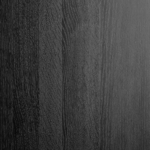 Zwart eikenhout
